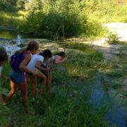 Esplorazione con i bambini